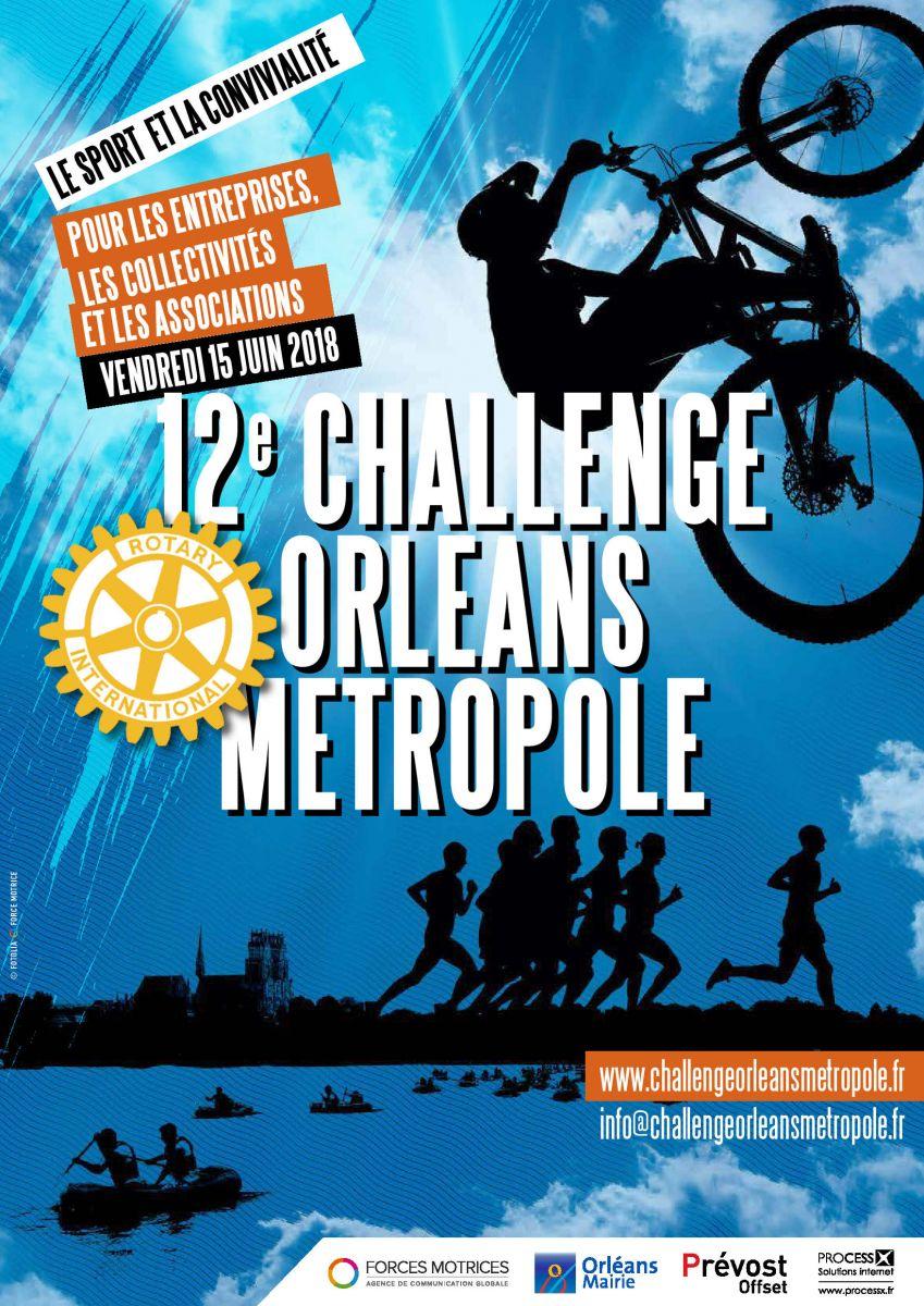 Challenge de l'Orl�annais 2012